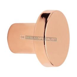 Dial ronde knop 28mm H-25mm Gl koper