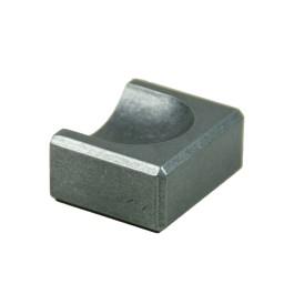 Knop Fold 18x32x40mm zink oxyde