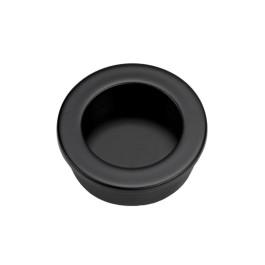 Ronde infreeskom Ø 40X35X11mm mat zwart