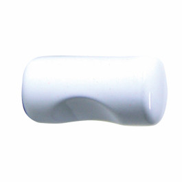 Stiftknop 12x24mm wit