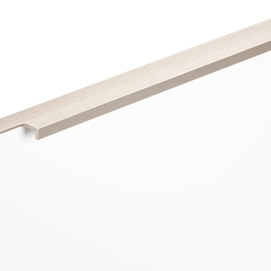 Profiel Linear  RVS look leverbaar in div lengte maten